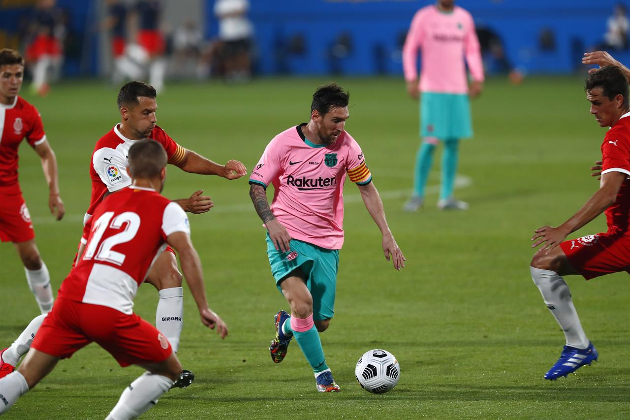 Revamped Barcelona starts new season with spotlight on Messi