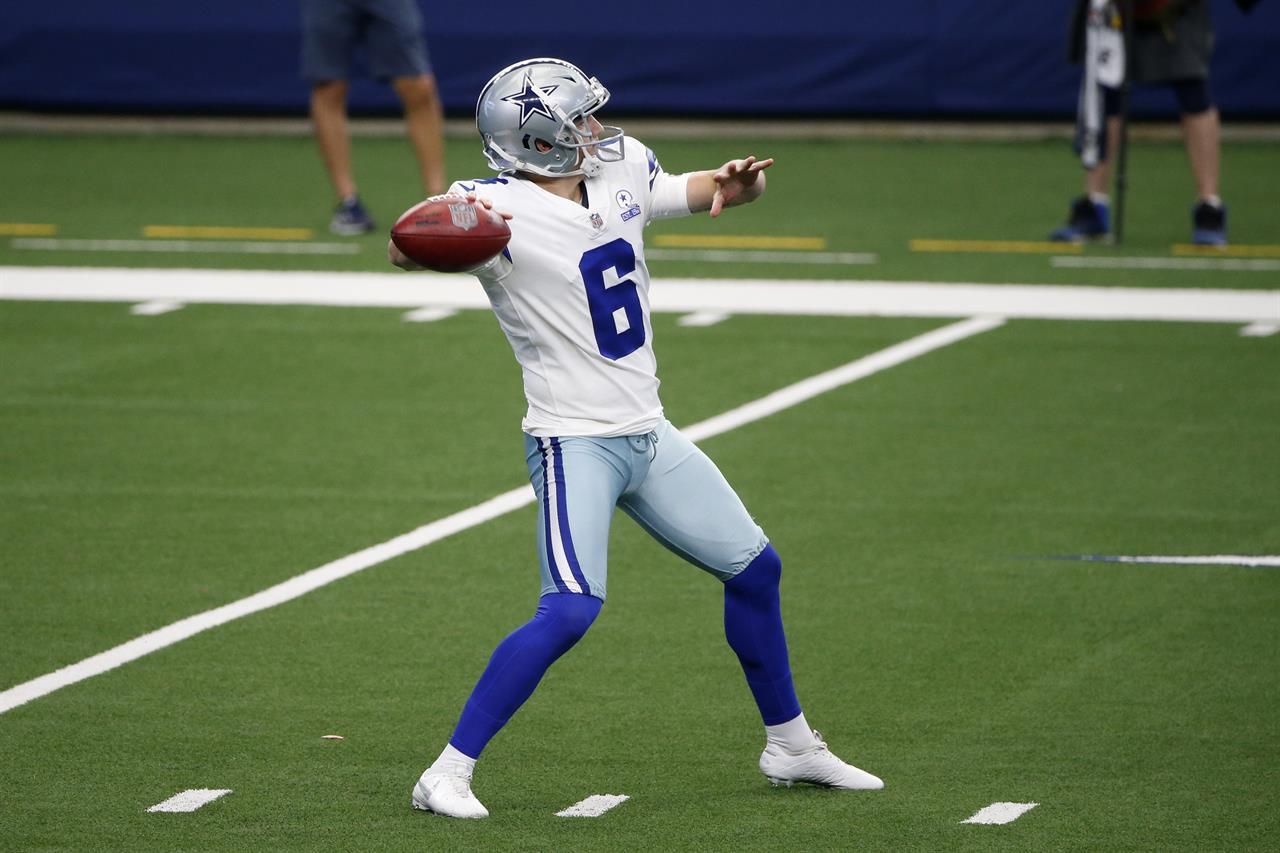Gambler? McCarthy sees 'aggressive' 1st impression in Dallas