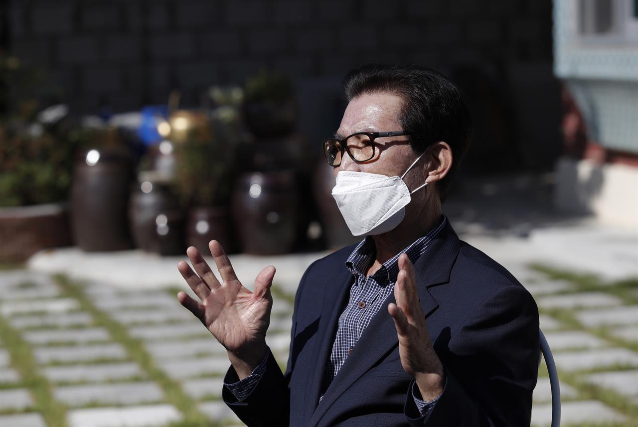 Coronavirus remakes South Koreans' Thanksgiving traditions