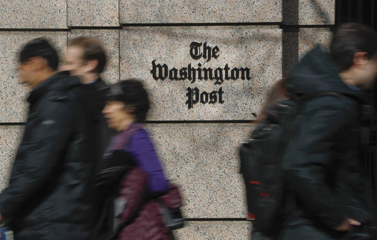 WaPo clears writer who tweeted about Bryant rape allegation