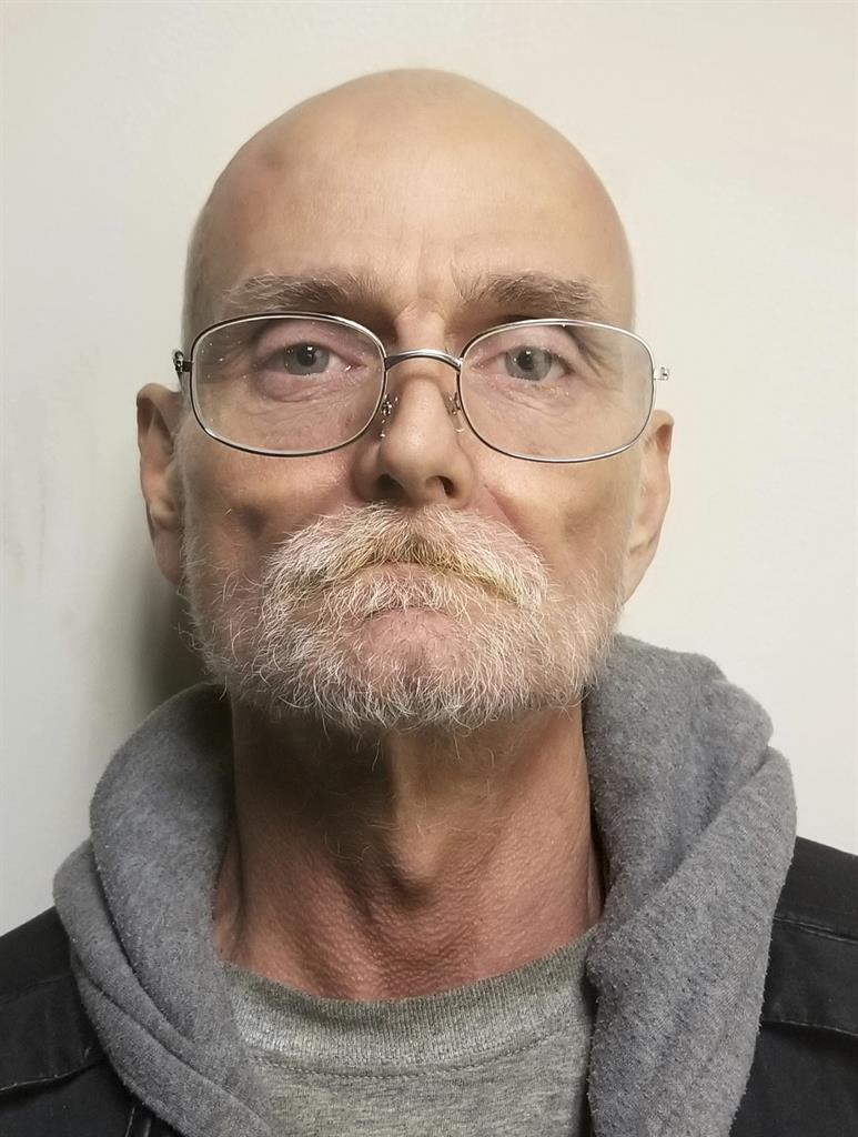 This booking photo provided by police in Decatur, Ala., shows Johnny Dwight Whited, who authorities say was arrested in a 1995 slaying after calling police with information on Wednesday, Nov. 18, 2020. Whited was charged with murder in the gunshot killing of Christopher Alvin Dailey. (Decatur Police Department via AP)