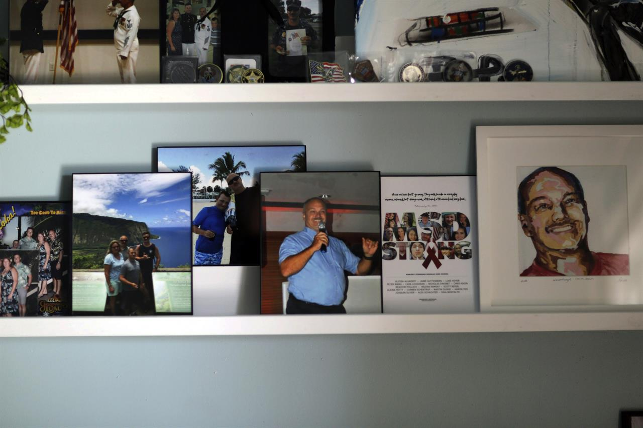 Parkland widow renovates home, preserves memories