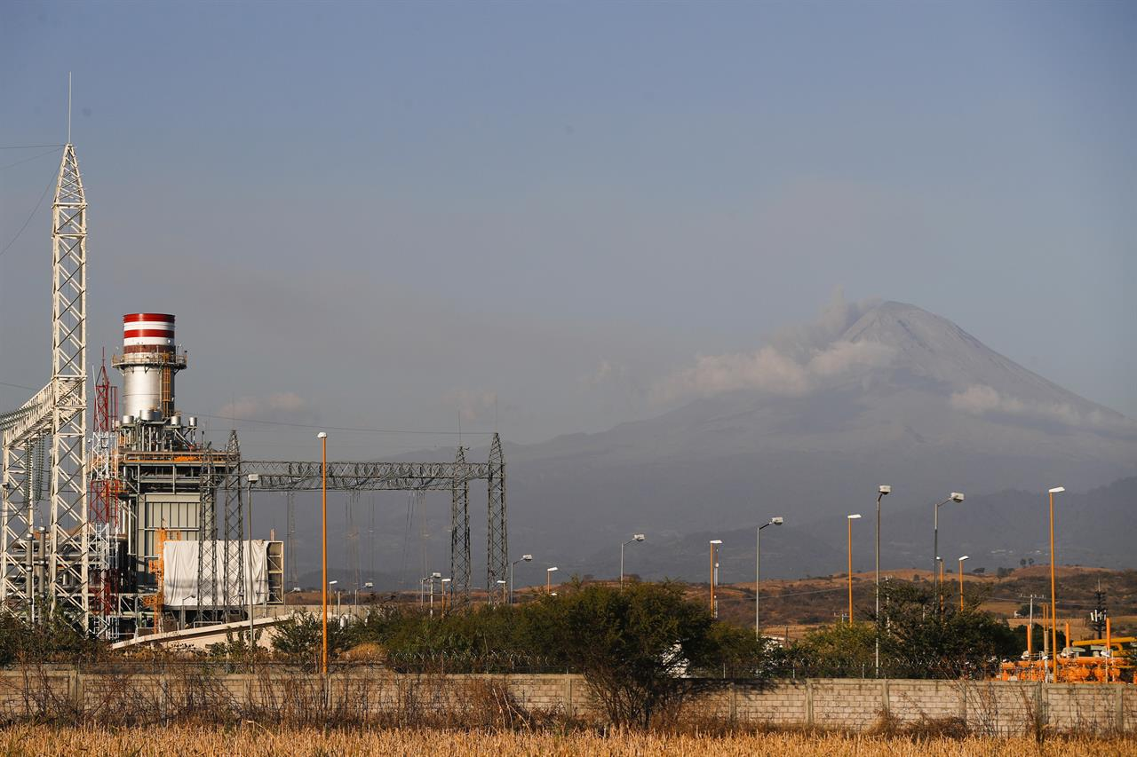 Stalled mega power project in central Mexico stirs discord