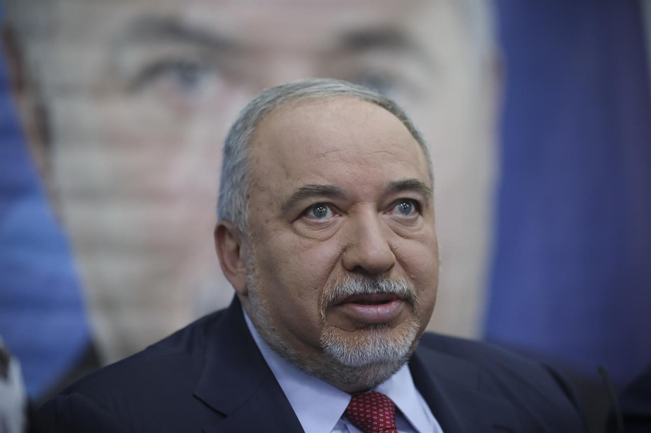 Israel's Lieberman stills holds keys to future government
