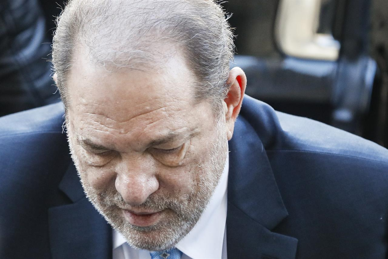 Weinstein case could influence other sex crime prosecutions