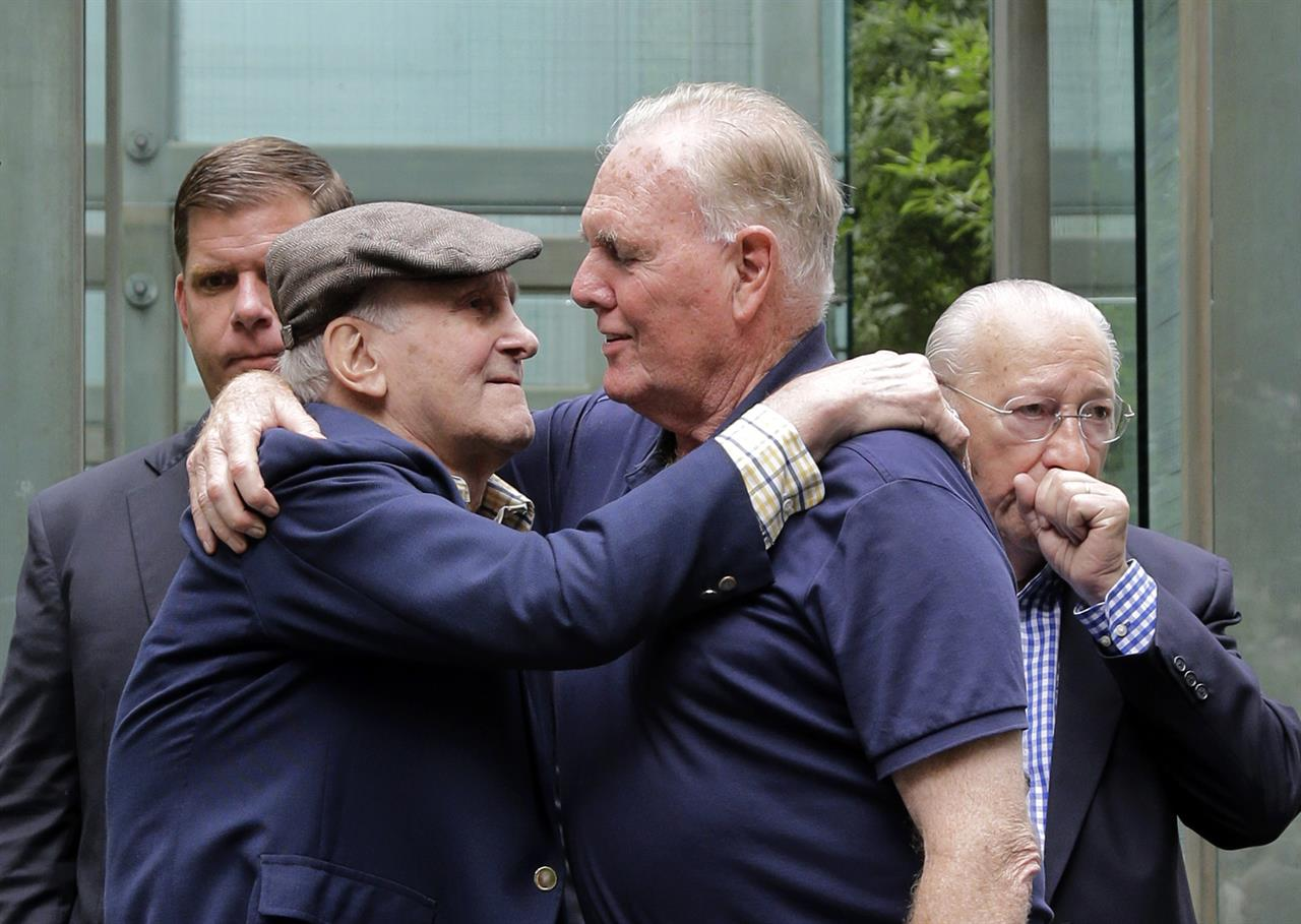 Steve Ross, founder of New England Holocaust Memorial, dies