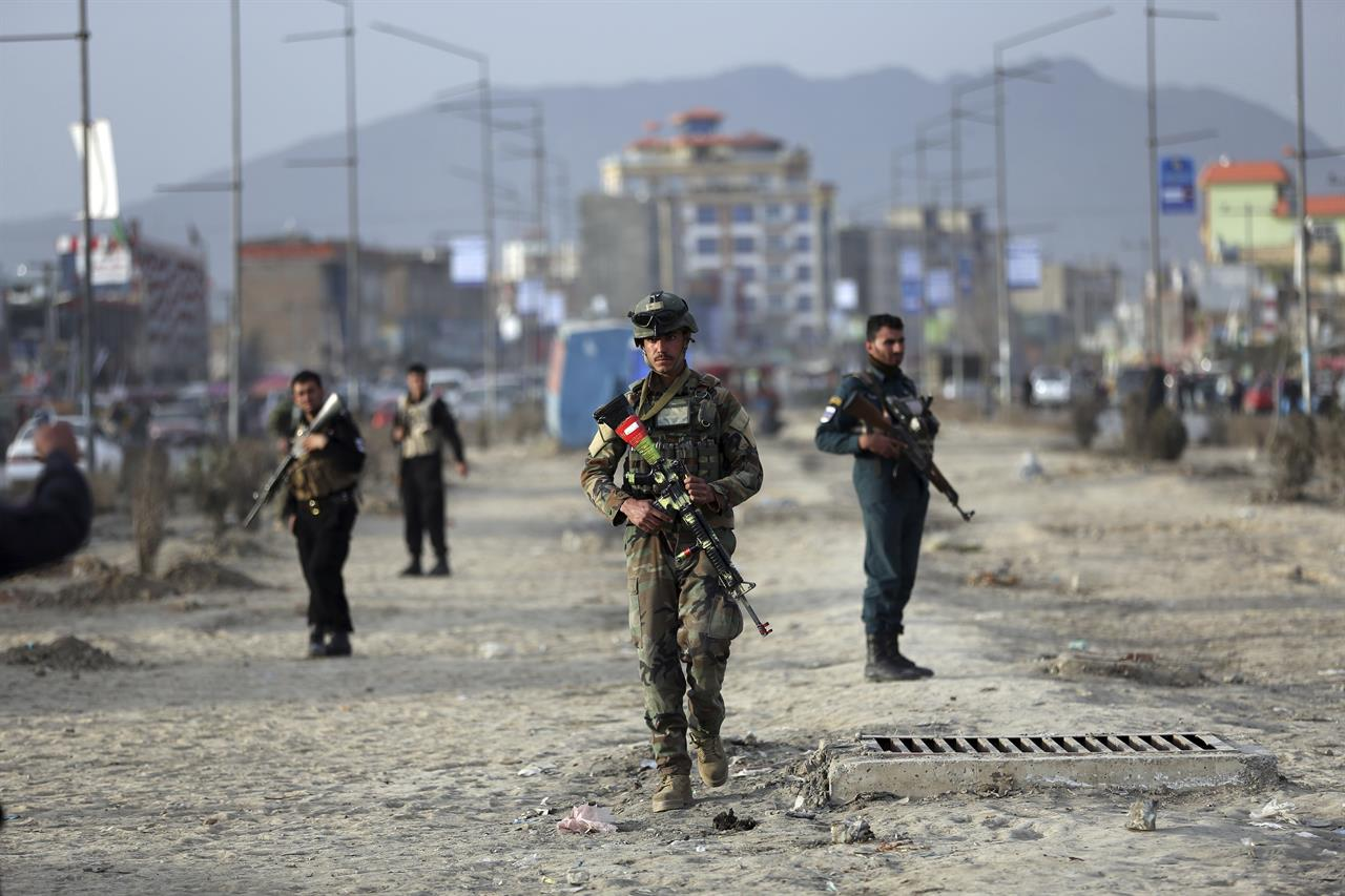 US and Taliban sign deal aimed at ending war in Afghanistan