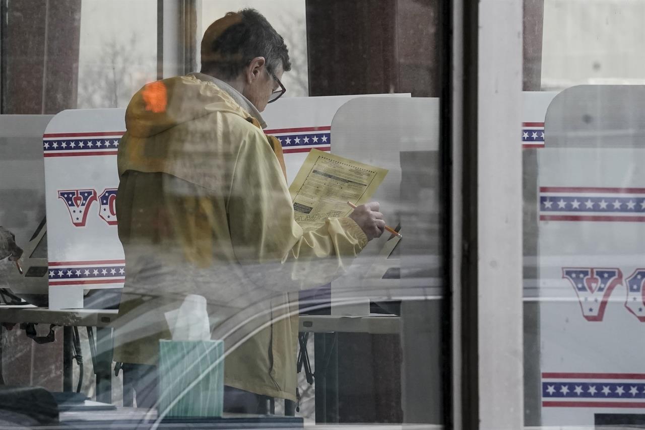 Election limbo as coronavirus outbreak upends US primaries
