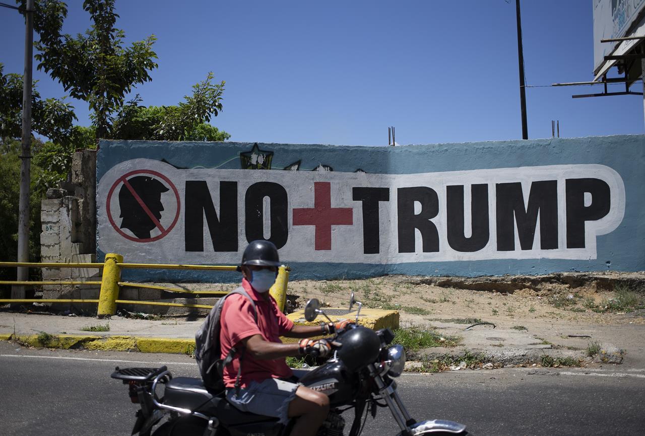 AP Explains: US indicts Venezuela's Maduro as narcoterrorist