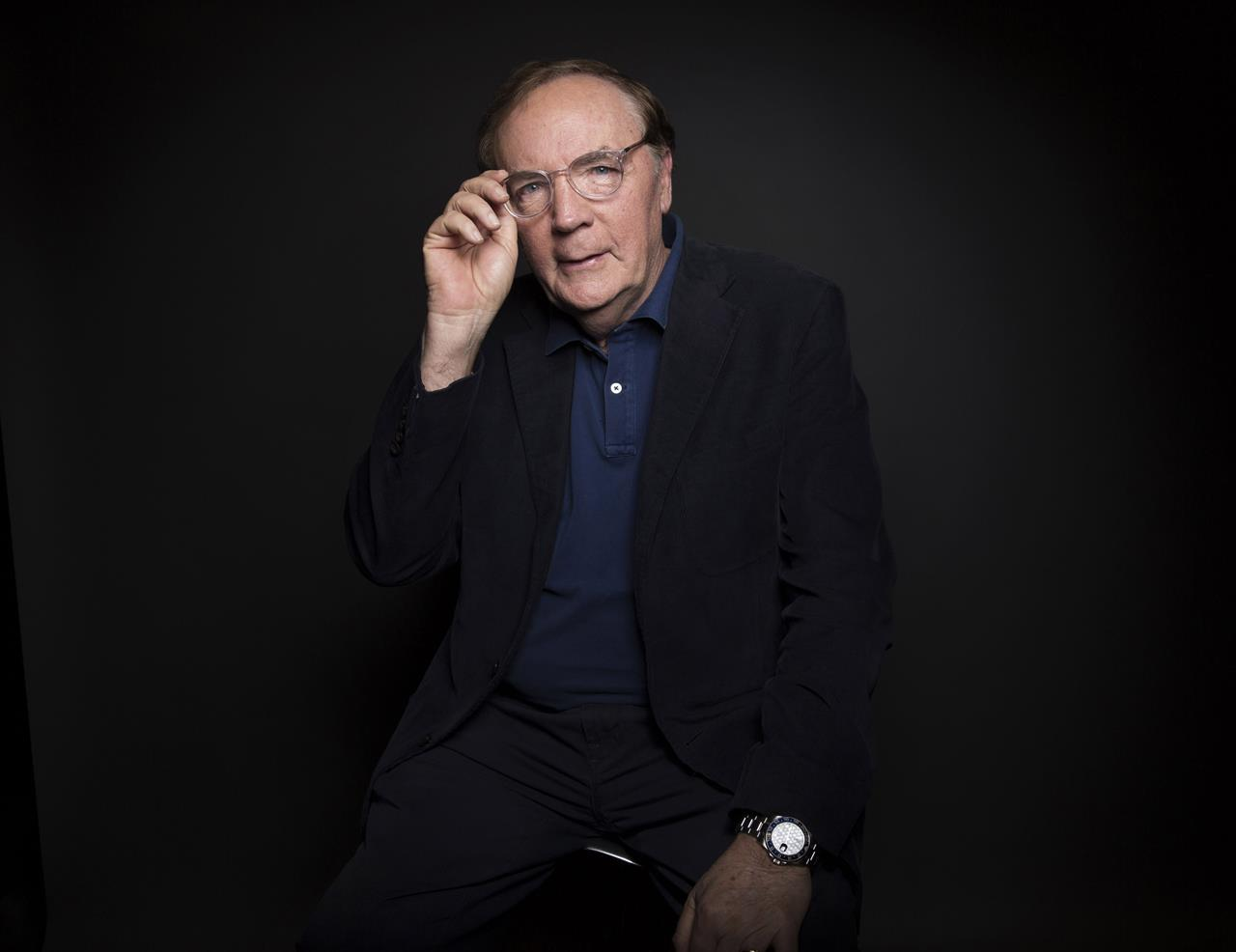 James Patterson sets up fund to help indie booksellers