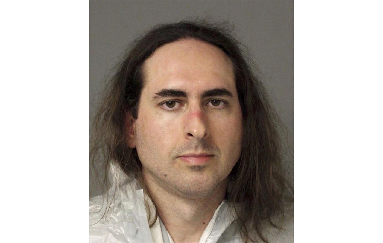 FILE - This June 28, 2018, file photo provided by the Anne Arundel Police shows Jarrod Ramos in Annapolis, Md. Jury selection is set to begin Wednesday, June 23, 2021, for the second part of a trial in the case of Ramos, who killed five people at a Maryland newspaper in 2018. (Anne Arundel Police via AP, File)