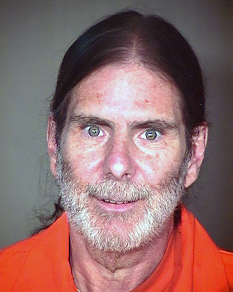 This undated photo provided by the Arizona Department of Corrections shows Frank Atwood, who was sentenced to death in the 1984 killing of 8-year-old Vicki Lynn Hoskinson in Pima County. On Tuesday, April 6, 2021, prosecutors said they have told the Arizona Supreme Court that they intend on soon seeking execution warrants for Atwood and another death-row inmate in what would be the state's first executions in almost seven years. (Arizona Department of Corrections via AP)