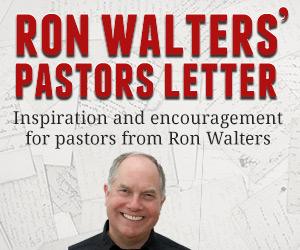 Pastors Letter